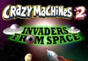 Crazy Machines 2: Invaders from Space DLC Steam CD Key
