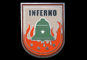 CS:GO - Series 1 - Inferno Collectible Pin
