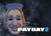 PAYDAY 2 - E3 Jack Mask Steam CD Key