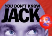 YOU DON'T KNOW JACK Vol. 2 EU Steam CD Key