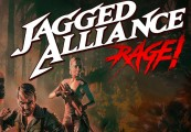 Jagged Alliance: Rage! Steam CD Key
