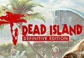 Dead Island Definitive Edition EU Steam CD Key