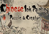 Chinese Ink Painting Puzzle & Creator Steam CD Key