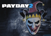 PAYDAY 2 - E3 Joker Mask Steam CD Key