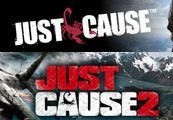 Just Cause Pack Steam CD Key