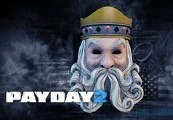 PAYDAY 2 - E3 King Mask Steam CD Key