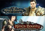 King's Bounty: The Legend + King's Bounty: Armored Princess Steam CD Key