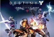 Destiny: The Taken King DLC US PS3 CD Key