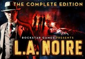 L.A. Noire: The Complete Edition Chave Steam
