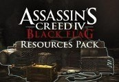 Assassin's Creed IV Black Flag - Time saver: Resources Pack DLC Uplay CD Key