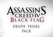 Assassin's Creed IV Black Flag - Death Vessel Pack DLC Uplay CD Key