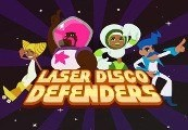 Laser Disco Defenders US PS4 CD Key