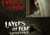 Layers of Fear + Soundtrack DLC Bundle Steam CD Key