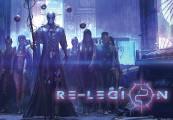 Re-Legion RU VPN Activated Steam CD Key