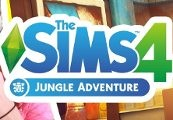 The Sims 4 - Jungle Adventure DLC Origin CD Key