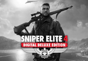 Sniper Elite 4 Deluxe Edition Steam CD Key
