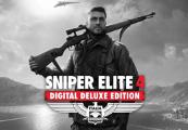 Sniper Elite 4 Deluxe Edition EU Steam Altergift