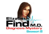 Elizabeth Find M.D. - Diagnosis Mystery - Season 2 Steam CD Key