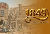 1849 Gold Edition Steam CD Key