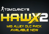 Tom Clancy's H.A.W.X. 2 - DLC 1: MIG Alley Pack Uplay CD Key
