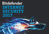 Bitdefender Internet Security 2017 FR BE NL Key (1 Year / 1 PC)