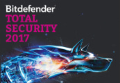 Bitdefender Total Security 2017 Key (1 Year / 5 Devices)