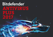Bitdefender Antivirus Plus 2017 (1 Year / 1 PC)