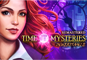 Time Mysteries: Inheritance - Remastered Steam CD Key