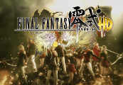 FINAL FANTASY TYPE-0 HD Clé Steam