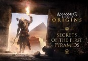 Assassin's Creed: Origins - Secrets of the First Pyramids DLC EU Uplay CD Key