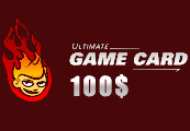 Ultimate Game Card $100 + $5 Free Code