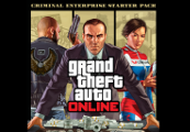Grand Theft Auto V - Criminal Enterprise Starter Pack DLC Rockstar Digital Download CD Key