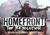 Homefront: The Revolution + Revolutionary Spirit Pack EU Steam CD Key