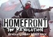Homefront: The Revolution - Revolutionary Spirit Pack Clé  Steam
