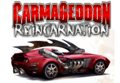 Carmageddon: Reincarnation - Red Eagle Car Model DLC Steam CD Key