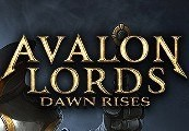 Avalon Lords: Dawn Rises Steam CD Key