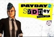 PAYDAY 2: Sydney Character Pack DLC Steam CD Key
