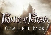 Prince of Persia Complete Pack Uplay CD Key