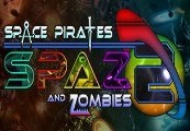 Space Pirates And Zombies 2 Steam CD Key