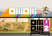 OlliOlli 1&2 Bundle Steam CD Key