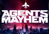Agents of Mayhem Day One Edition RoW Steam CD Key