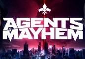 Agents of Mayhem Day One Edition RoW Steam CD Key