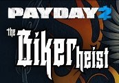 PAYDAY 2: The Biker Heist Steam CD Key