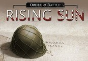 Order of Battle: Rising Sun Steam CD Key