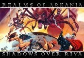 Realms of Arkania 3 - Shadows Over Riva Classic Steam CD Key