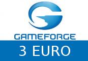 Gameforge 3 EUR E-PIN