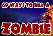 69 Ways to Kill a Zombie Steam CD Key