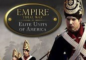 Empire: Total War - Elite Units of America DLC Steam Gift