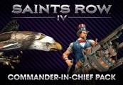 Saints Row IV - Commander in Chief DLC Steam CD Key