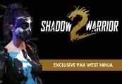 Shadow Warrior 2 - Pax West Ninja DLC Clé Steam